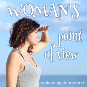 Womans point of view