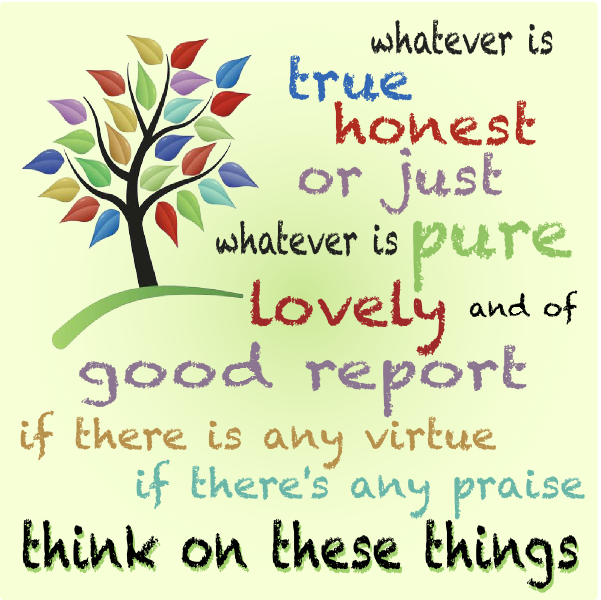 Think on These Things